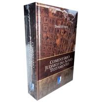Livro Comentário Judaico Do Novo Testamento + Brinde