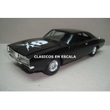 Dodge Charger R/t 1969 - Death Proof Film - Ertl 1/25