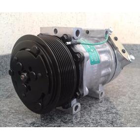 Compressor Ar Condicionado Caminhão Scania 7h15 8pk Novo