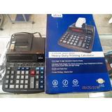 Calculadora Electrica Digital Ativa (canon) At-p6000 14 Digi