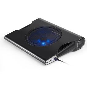 Base Cooler Para Notebooks 15.6 Pol Com Caixa De Som Ac171