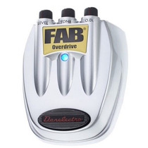 Danelectro Fab Overdrive D-2 Pedal Guitarra Distorsion D2