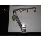 Caños De Inyector Mwm 2.8 S10 Nissan Diesel-enrique
