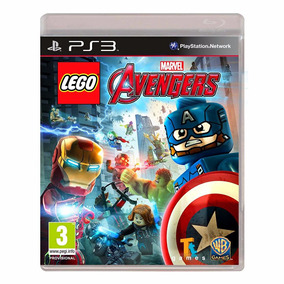 Lego Marvel Avengers Ps3 One Nuevo Sellado
