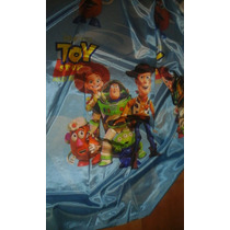 Tela De Cortina Infantil Toy Story 280cm De Ancho