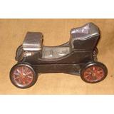 Juguete Antiguo Carro De Lata
