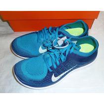 Zapatillas Nike Free 4.0 Azul/celeste