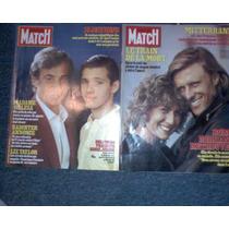 Revistas Paris Match Excelente Estado