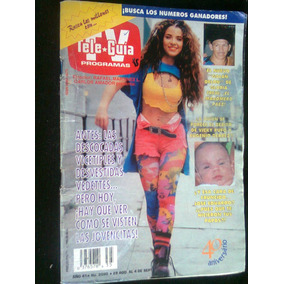 Gloria Trevi Revista Teleguia Vbf