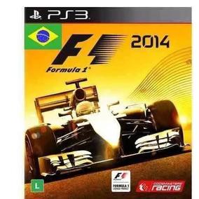 Formula 1 2014 | F1 2014 | Ps3 | Psn Português