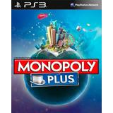 Monopoly Plus Ps3 Digital Gcp