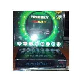 Freesky Duo F1, Acm,4k,kit Complt. List. Para Intalar, Fta