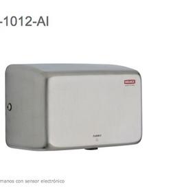 Secador Manos Turbo Acero Inox Helvex Mb-1012-al
