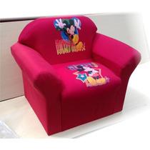 Mini Sofa Infantil Peppa Pig Mickey Mouse Ben Dez
