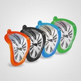 Reloj Dali Derretido Doblado Estante Dia Madre Regalos Aka