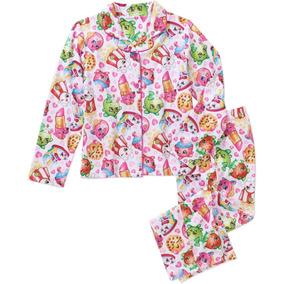 Shopkins Pijama 2 Piezas