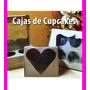 Caja Carton Regalos,ponque, Cupcake,detalles, Tortas