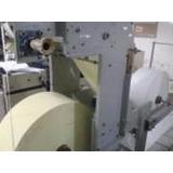 Maquina Imprenta Rebobinadora Hacer Rollos De Papel,plastico