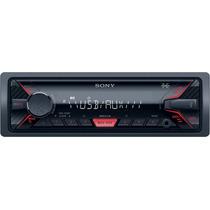 Autoestereo Sony Dsx-a100u Multimedios Usb, Aux 55w