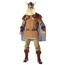Disfraz Traje De Guerrero Vikingo Temporadas