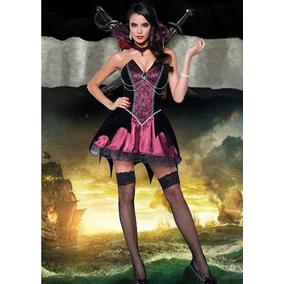 Sexy Disfraz Vampiresa Drácula Halloween Y Envio