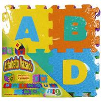 Alfabeto Vazado Eva 27 Pcs