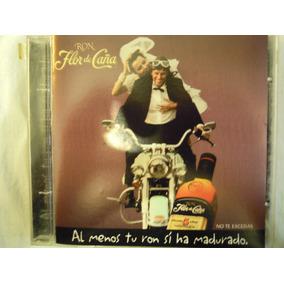 Cd Promo Flor De Caña Eurodance 2000