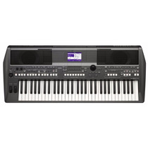 Teclado Yamaha Psr-s670 Com Ritmo E Samples + Nf E Fonte
