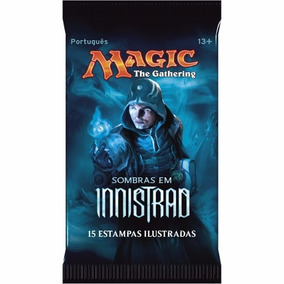 Booster Magic The Gathering : Sombras Em Innistrad (port)