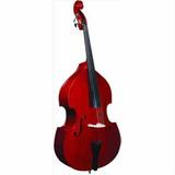 Contrabajo Profesional 3/4 Natural Amadeus Cellini Amcb001 !