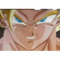 Pintura Poster De Dragon Ball.