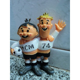 Mascotas Copa Mundial Futbol Alemania Federal 1974 Tip Y Tap