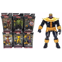 Marvel Legends Infinite Thanos ( Wave Completa )