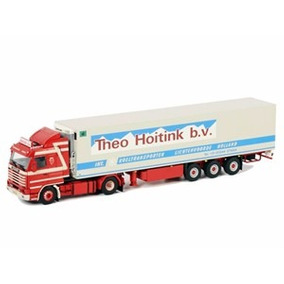 Mini Scania R113 R143 Streamline Reefer 1:50 Wsi Models