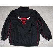 Chamarra Nba, Mediano De Adulto Starter Chicago Bulls Jordan