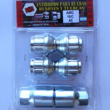 Set Antirobo Mg 4 Tuercas Ford Focus Fiesta Ka Escort Cod16c