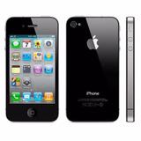 Iphone 4 32gb Original +garantia+nf+película De Vidro+capa