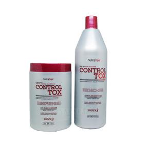 Kit Botox Controltox - Nutra Hair ( 2 Ítens )