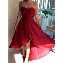 Vestido Festa Sensual Bebe Fashion Importado Novo Tam 36/38