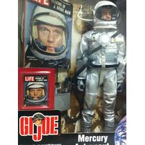 Gi Joe Mercury Astronaut John Glenn 12 4/10/57