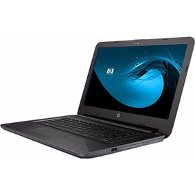 Notebook Hp 240 G5 Intel I3 4gb 1tb 14 Hdmi Usb 3 Garantia