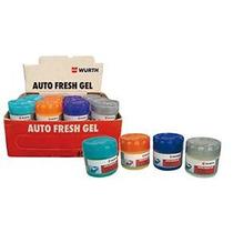 Kit Com 4 Cheirinho Odorizador Auto Fresh Gel 60g - Würth