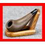 Pipa Madera Ebano Para Fumar Tabaco Dove Burma