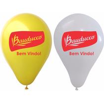 1.000 Balões Personalizados Bexigas Com Impressão