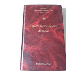 Livro Angustia - Graciliano Ramos - Capa Dura