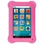 Tablet Multilaser Kidpad Quadcore 7 Polegadas 3g Wifi Rosa