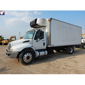 Camion Con Equipo/con Caja / Refrigerado (gm105779)