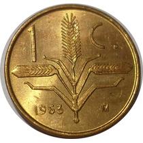 1 Centavo 1963 Espiga - Estados Unidos Mexicanos - Nuevo