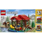 Lego Creator Lakeside Lodge Casa Del Lago 31048