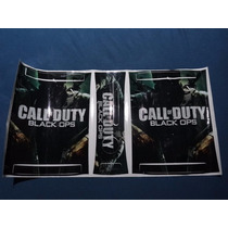 Skin Para Xbox 360 Elite/arcade Call Of Duty Black Ops